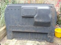Ford Transit mk6 Bulkead (with bolts), should fit low, medium and high roof vans.