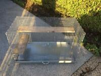 Large Pet Cage / Hutch ~ ideal for guinea pigs, hamsters, rabbits, mice/rats etc