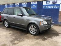 2007 Range Rover 3.6 TDV8 spares or repair cheap car not much wrong