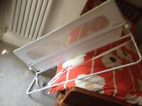 Safetots kids baby toddler bed rail guard cot