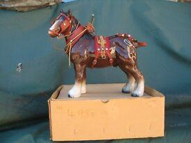 Trencham Shire Horse