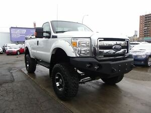2012 Ford F-350 XLT 4X4| FX4 PKG| REG CAB|LIFTED|MUST SEE
