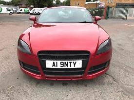 2007 07 Audi TT Coupe 2.0T FSI, 2007 with Mot top condition