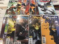 DC Batman comics Detective Eternal New 52 Rebirth Robin Dark Knight Shadow of the Bat