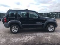 Jeep Cherokee sport 2.4 petrol
