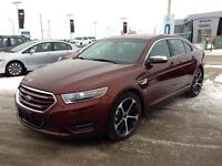 2015 Ford Taurus Limited AWD with Navigation and Sunroof