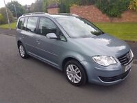 VW TOURAN 7 SEATER FOR SALE