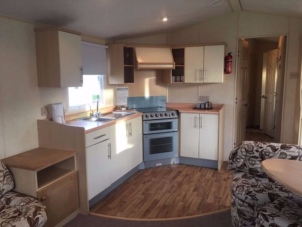 Caravan holiday home- Silloth - Wigton- Lake District - Cumbria