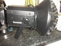 SOUNG LAB SPINNING LIGHT (HG)O17L ,GREAT CONDITION