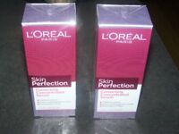 2x Brand new in packaging LOREAL Paris skin perfection correcting concentrated serum