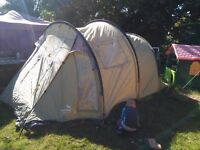 Tent Easy Camp Taranto 500 ( 5 person / men)