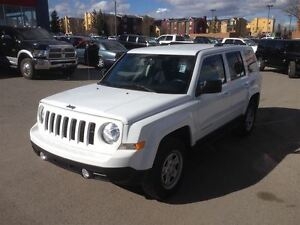 2015 Jeep Patriot NORTH-POWER HEATED MIRRORS