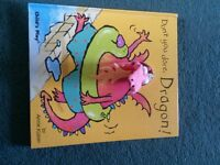 Dont You Dare Dragon Childrens Book