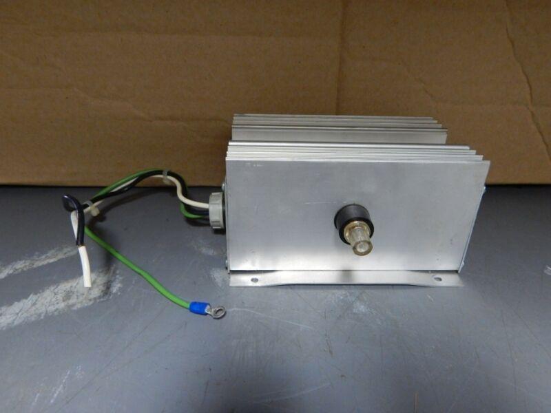 EFI-120 Distortion Filter & Transient Voltage Surge Suppressor - 120v