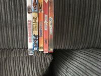 DVD's incl Night at the Museum 1 and 2, Dr Dolittle etc