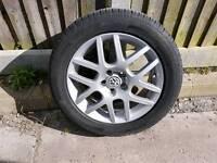 Golf gti bbs wheels