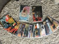 Small comic book collection 150+ comic books. The walking dead, marvel, DC, image and variant covers