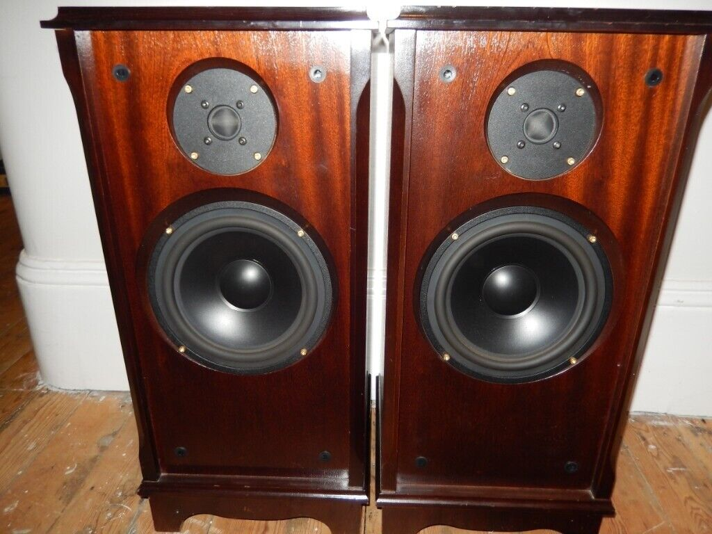 Ruark Rhapsody - Classic British Two-Way Infinite Baffle Floor Stand  Loudspeakers   in Hove, East Sussex   Gumtree