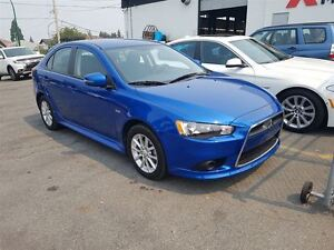 2015 Mitsubishi LANCER SPORTBACK SE; CERTIFIED PRE-OWNED!