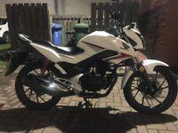 Honda, CB, 2019, 125 (cc) for sale