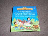 Usborne box set of children's books