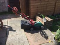 Lawn Mower, qualcast. Good working order, been given a new one!