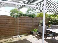 Large awning/sunshade