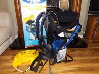 Baby carrier rucksack/ backpack