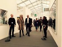 Free advertising at Frieze Art Fair - 50,000 customers - No restrictions All content welcome