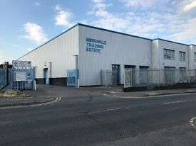 Warehouse Unit To Let