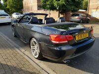 E93 BMW 320d Auto Msport...FSH...9 month MOT
