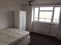 large fully furnished double room in central Hove ALL BILLS INCLUDED AND WIFI AVAILABLE
