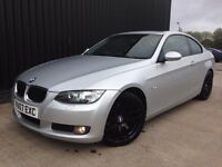 2007 BMW 3 Series 2.0 320d SE 2dr Diesel Coupe 2 Keys, 2 Previousd Owners Finance Available May Px