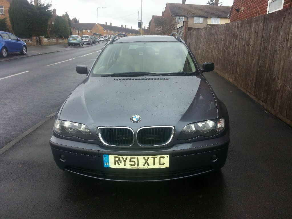 2001 bmw 318i se touring petrol auto in hemel. Black Bedroom Furniture Sets. Home Design Ideas
