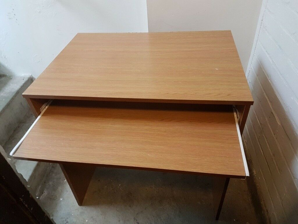 5X computer desk available for sale.