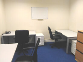 4 x Person Private Office in Heart of Bromely Includes Broadband