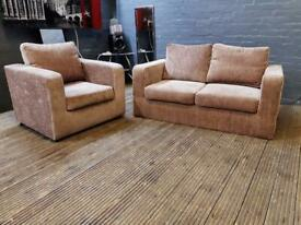 MODERN AND STYLISH FABRIC SOFA SET 2+1 seater