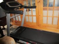 Pro-Form Power 545i Treadmill.