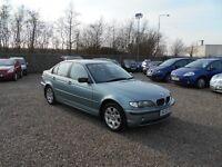 BMW 3 SERIES 2.0 318i SE 4dr / Spare or Repair / MOT till October