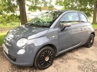 2010 Fiat 500 1.3 POP Multijet(TURBO DIESEL)eg corsa clio punto aygo fiesta c1 micra kia polo 107 ka