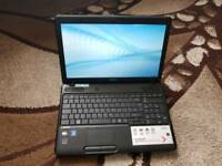 Toshiba amd dual core 6gb ram 320gb hhd webcam hdmi laptop excellent condition