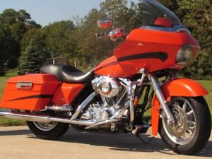2007 Harley-Davidson FLTR Road Glide   Screamin' Eagle 96  $8,00