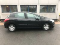 Peugeot 308 1.6 exclusive 2007 ,,,, mot and taxed,,,