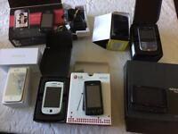 Spares/repairs phones