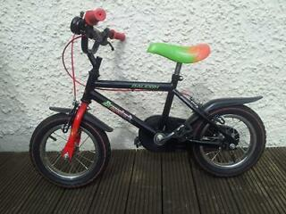 "12"" Raleigh Dragonforce Boys Bike"