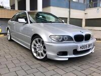 BMW 325 CI SPORT, COUPE, AUTOMATIC, PETROL, 2005, EXCELLENT EXAMPLE WITH FULL SERVICE HISTORY