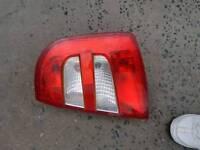 Skoda Fabia mk1 drivers taillight