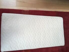 FREE Babies cot mattress and changing Mat