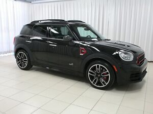 2019 Mini Cooper Countryman ALL4 JCW MIDNIGHT BLACK EDITION w/ N