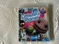 Playstation 3 – Little Big Planet (original) Game
